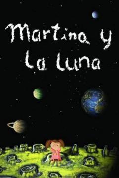 Martina y la luna cortometraje cartel poster