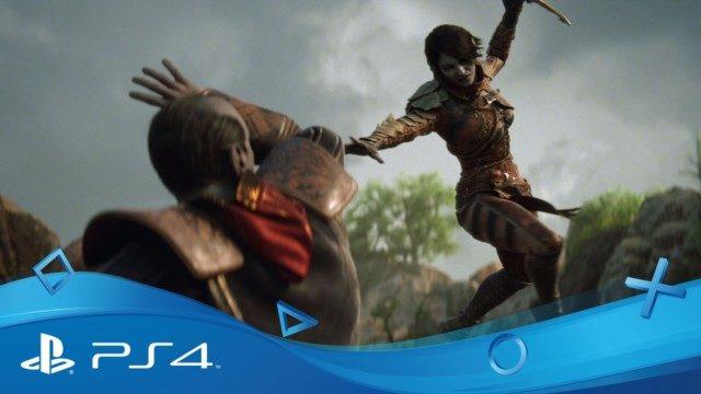 The Elder Scrolls Online: Morrowind Game cinematic trailer