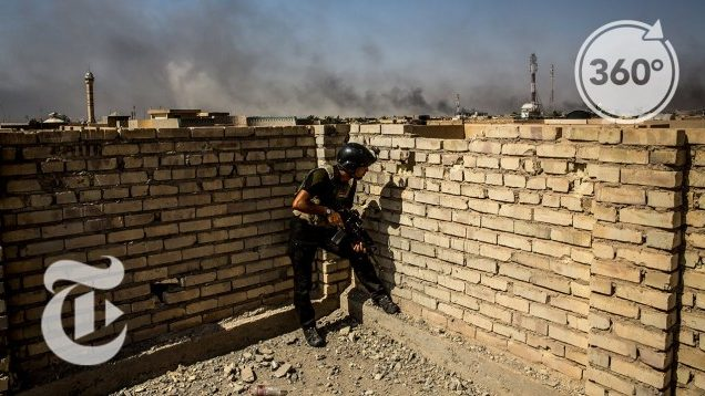 The Fight for Fallujah / La batalla de Falluja