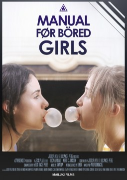 Manual for bored girls. Cortometraje cartel poster