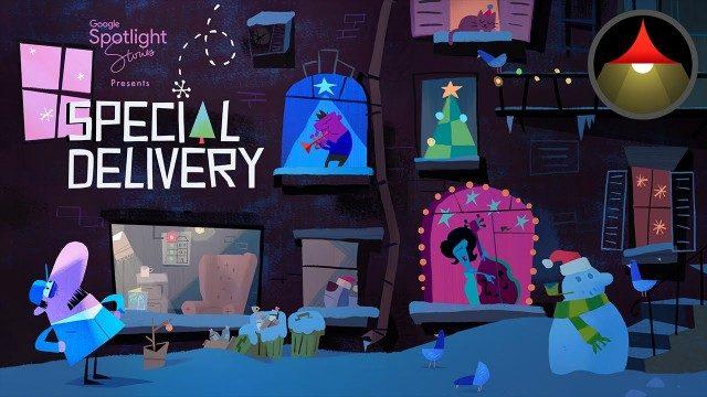 Una entrega especial / Special Delivery – A google spotlight story
