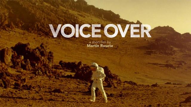 voice over. cortometraje español de ciencia-ficción de martin rosete