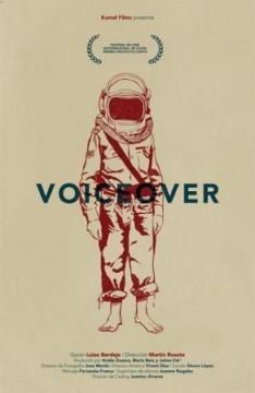 Voice over cortometraje cartel