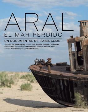 Aral, el mar perdido cortometraje cartel poster