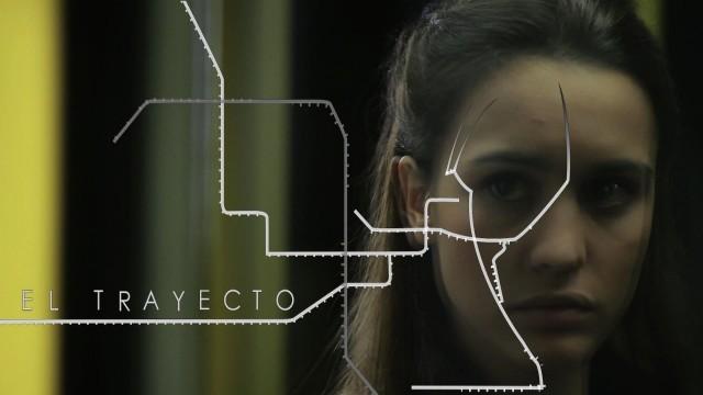 El trayecto. Cortometraje español de Nadia Navarro con Megan Montaner