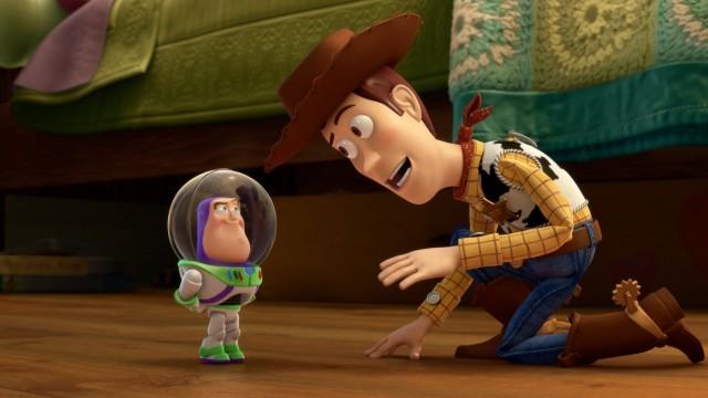 Toy Story Toons: Pequeño gran Buzz Cortometraje de animación de Pixar