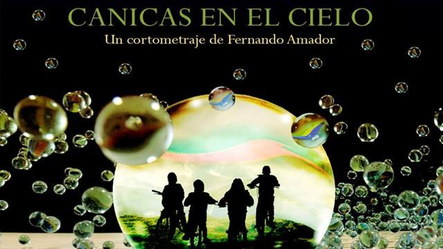 Canicas en el cielo. Cortometraje español de Fernando Amador