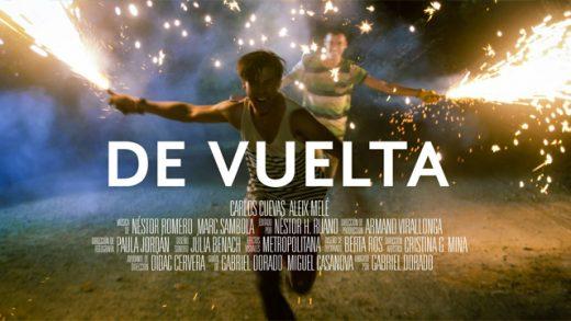 De vuelta. Cortometraje español LGBT de Gabriel Dorado