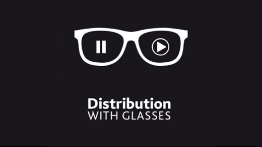 Distribution with Glasses. Distribuidora española de cortometrajes