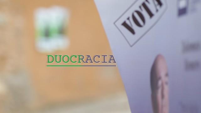 Duocracia. Cortometraje español de Edu Velilla y Raúl Sánchez