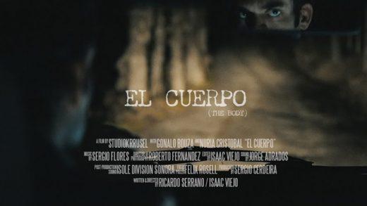 El cuerpo. Cortometraje de terror de Ricardo Serrano & Isaac Viejo