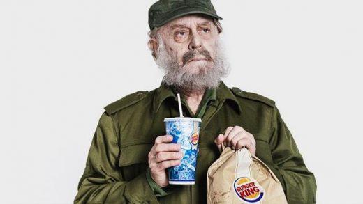 Fidel. Cortometraje español online parodia a Fidel Castro
