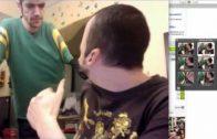 Funny webcam effects. Cortometraje español de Néstor Fernández