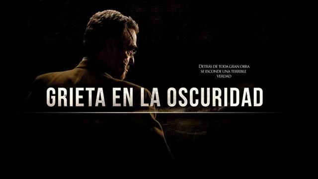 Grieta en la oscuridad. Cortometraje español de Xavi Rull con Roger Berruezo