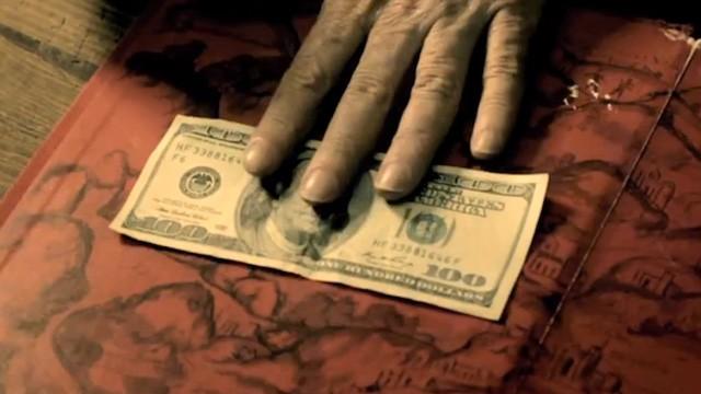 Guan Jandred Dollar. Cortometraje mexicano sobre economía de Antonio Galicia