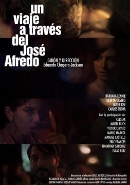 Jose Alfredo cortometraje cartel poster