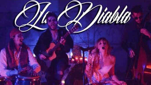 La Diabla - Jenny and the Mexicats. Videoclip del grupo musical