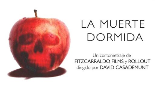 La muerte dormida. Cortometraje español de David Casademunt