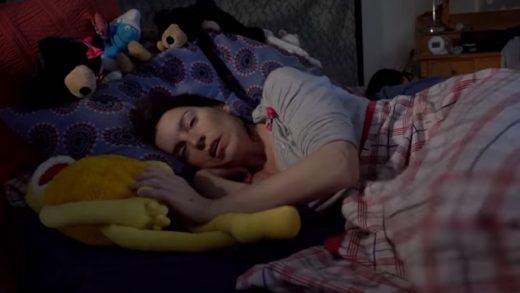 La noche de Mari. Cortometraje español de Roser Aguilar