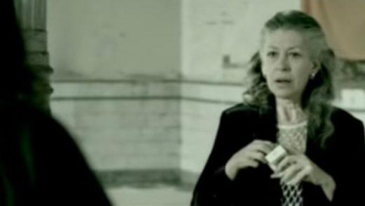 Lo básico. Cortometraje español protagonizado por Pilar Bardem