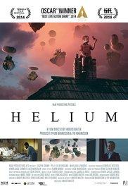 Helium cortometraje cartel