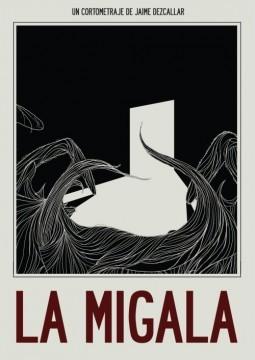 La migala cortometraje cartel