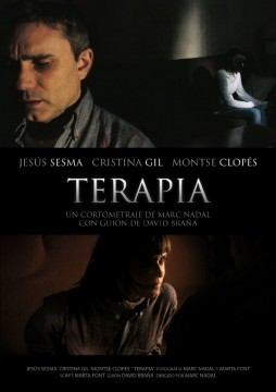 Terapia cortometraje cartel poster
