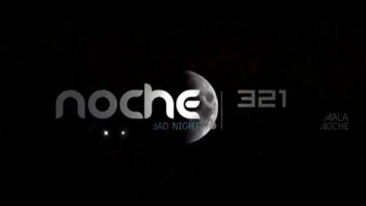 Mala Noche / Noche 321. Cortometraje de Sven Adriaen Ottes van Aken