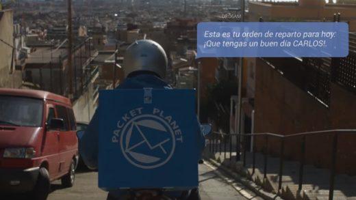 Packet planet. Cortometraje español y comedia de Tomás Barrera
