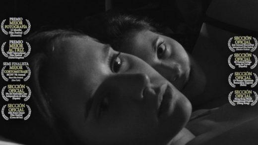 Piel suave, ojos violentos. Cortometraje español de Marc Nadal