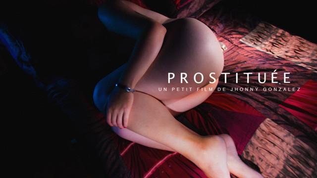 Prostituee. Cortometraje español de Jhonny González con Isa Ortega