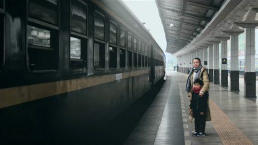 Three Minutes. Cortometraje iPhone X de Peter Chan