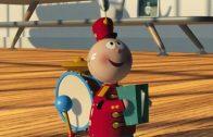 Tin Toy. Cortometraje de animación de Pixar dirigido por John Lasseter