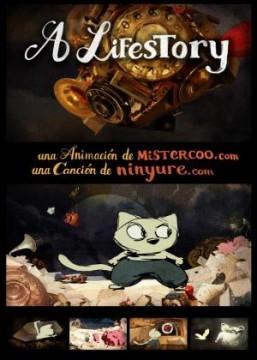 A Lifestory cortometraje cartel