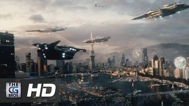 Call Of Duty: Infinite Warfare CGI 3D Cinematic Game Trailer