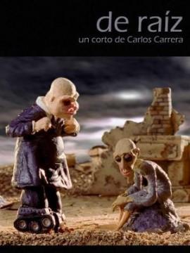 De raíz Cortometraje cartel