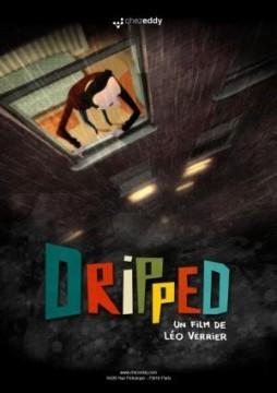 Goteo Dripped cortometraje cartel