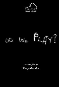 Do we play cortometraje cartel