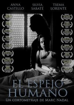 El espejo humano cortometraje cartel