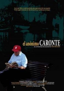 El anónimo caronte cortometraje cartel