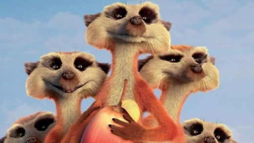 Catch It. Cortometraje francés y comedia de animación