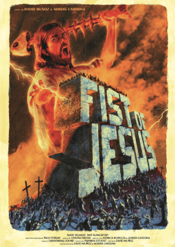 Fist of Jesus Cortometraje cartel