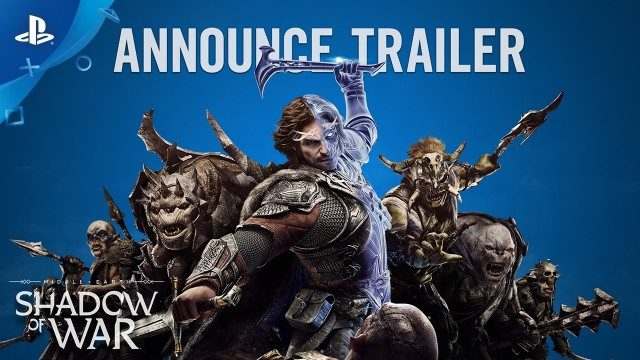 Middle-earth: Shadow of War - Official Announcement Game Cinematic Trailer