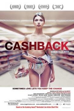 Cashback cortometraje cartel poster