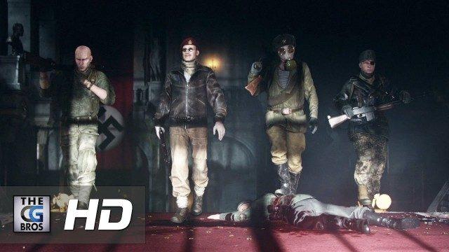 RAID World War II Game Cinematic Trailer - by Bläck