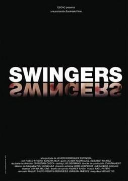 Swingers cortometraje cartel