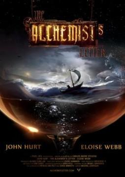The Alchemist's Letter cortometraje cartel
