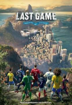 El juego final the last game cortometraje cartel