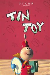 Tin Toy cortometraje cartel