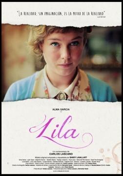 Lila cortometraje cartel poster
